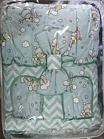 Набор постельного белья в детскую кроватку Соня