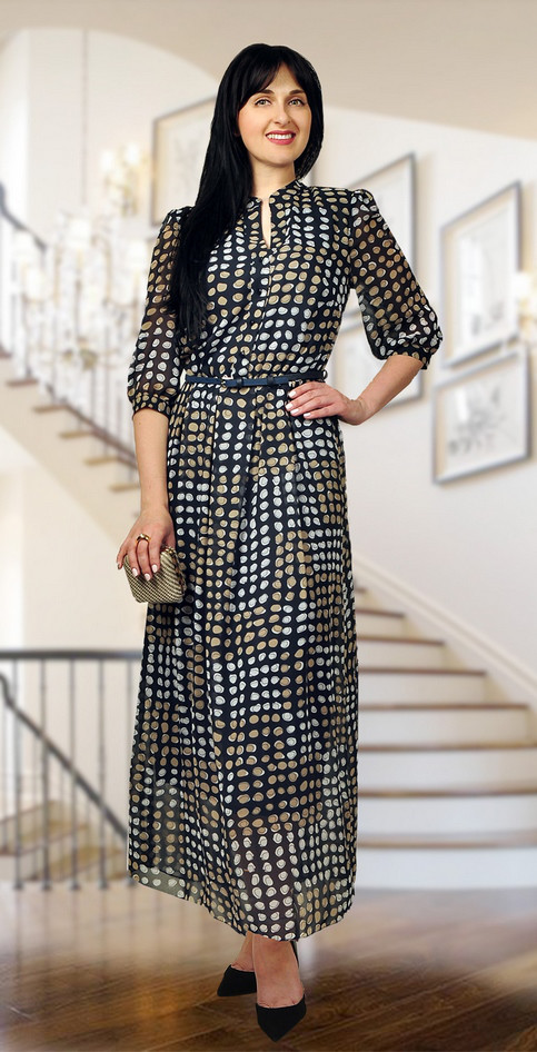0ff371d8f6a Платье МиА Мода-881-15 белорусский трикотаж