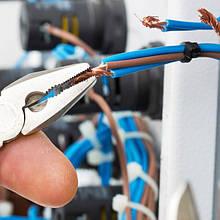 Монтаж и ремонт электрооборудования