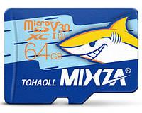 Micro SD Memory Card MIXZA TOHAOLL Class 10 64 Gb