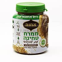 Паста кунжутная с шоколадом 400грамм Израиль