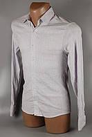 Рубашка мужская Tamko 10_3172 жатка Размеры XXL(52/54)