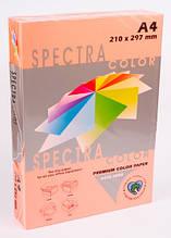 Бумага цветная А4 500 листов 75 г/м2 Spectra color 342 розовый неон