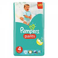 Подгузники Pampers Pants размер 4 (52 шт)