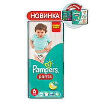 Подгузники Pampers Pants размер 6 (44 шт)