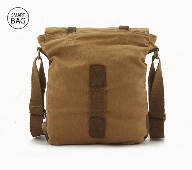 Мужская сумка S.c.cotton | коричневая