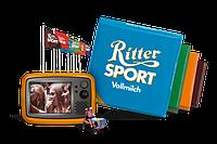 Легендарный шоколад Ritter Sport