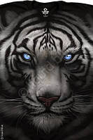 Футболки Liquid Blue MAJESTIC WHITE TIGER 31132