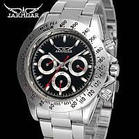 Jaragar Classic мужские механические часы с автоподзаводом, Гарантия 12 месяцев. Джарагар