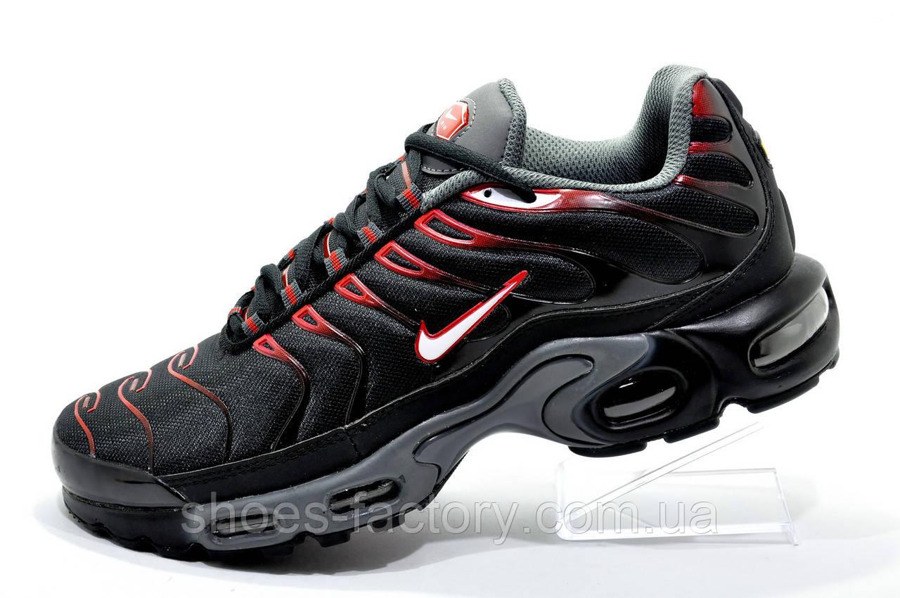 Мужские кроссовки в стиле Nike Air Max Plus TN BR Breeze Red\Black