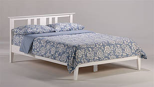 """Кровать двуспальная """"Венеция"""" из натурального дерева"""