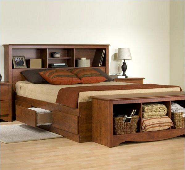 """Дизайнерская кровать """"Марк"""" от производителя"""