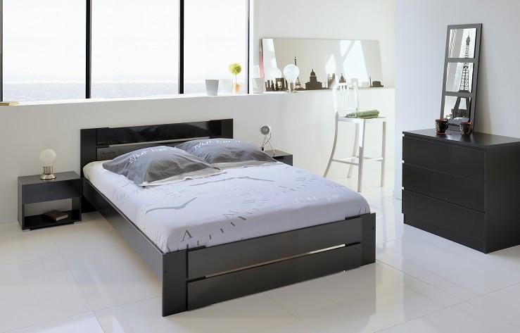 """Деревянная двуспальная кровать """"Коринф"""""""
