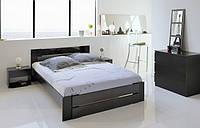 """Деревянная двуспальная кровать """"Коринф"""", фото 1"""