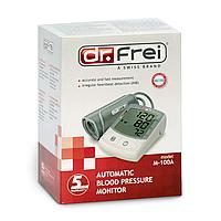 Тонометр Dr.Frei M-100A с адаптером автоматический на плечо гарантия 5 лет