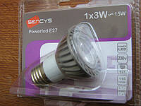 LED лампа SENCYS 1 х 3W (Е27-2700К)