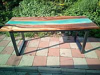 Стол из епоксыдной смолы 9904, фото 1