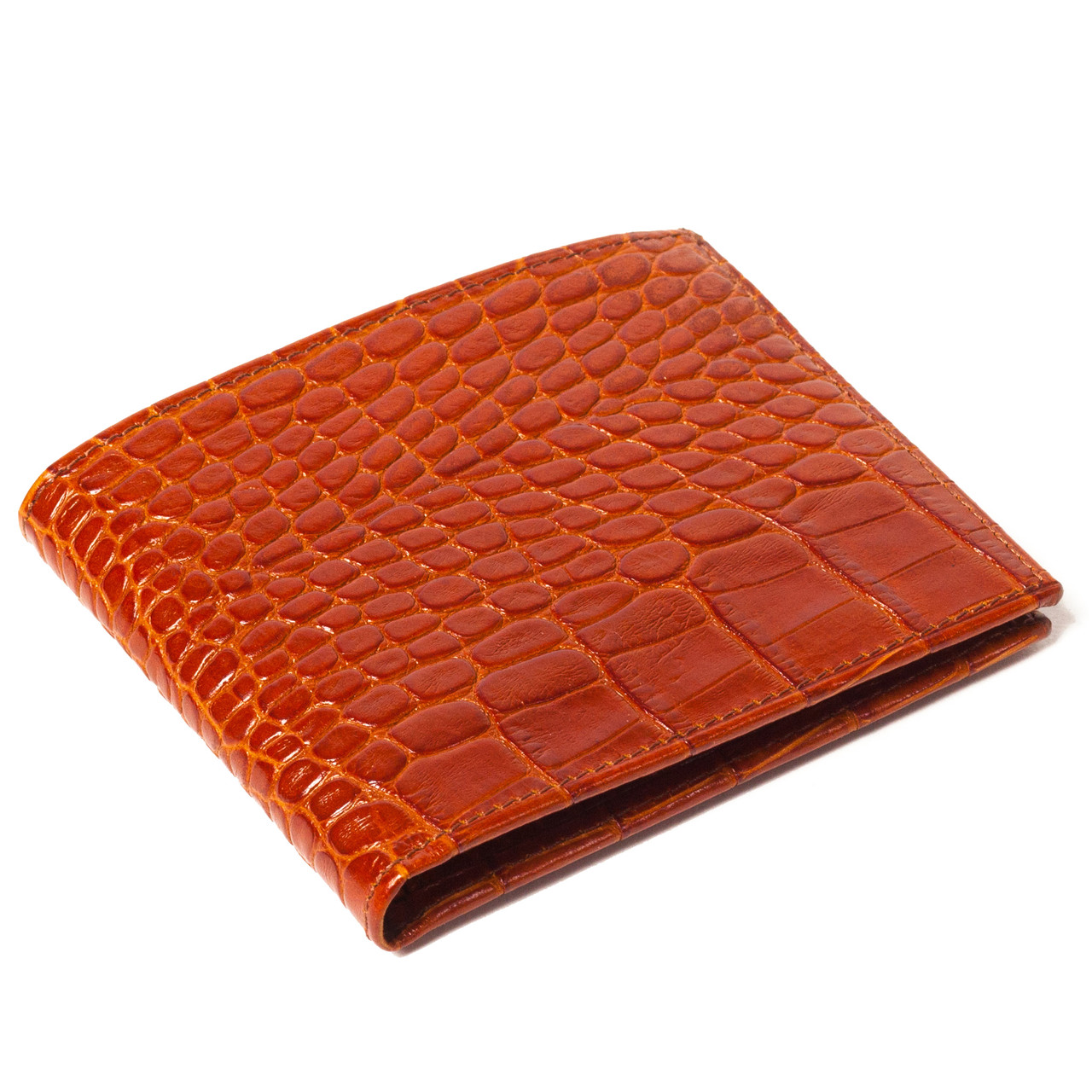 Мужской кошелек кожаный коричневый Eminsa 1051-4-2