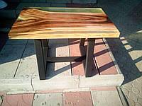 Стол из епоксыдной смолы 9903, фото 1