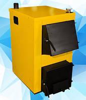 Твердотопливный котел Буран mini 18 кВт без плиты.