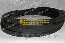 Ремінь приводний клиновий SPB-3750 УБ-3750