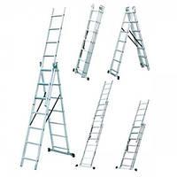 WerkLZ3209B Лестница универсальная