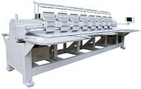 VELLES VE 1208FAS 8-ми головочная машина для плоской вышивки