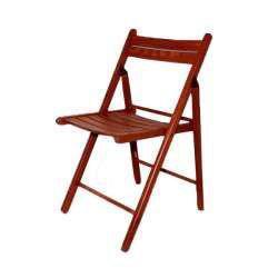 Складний дерев'яний стілець, оренда
