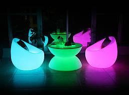 Кавовий стіл, що світиться. оренда, фото 2