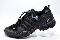 Мужские кроссовки в стиле Adidas Terrex Fast r Gore-Tex, Black