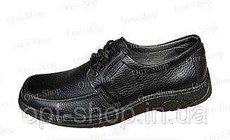 Мужские классические туфли на шнурке