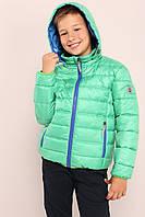 Куртка детская Дени - Зеленый №16-5938
