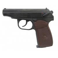 Пистолет пневматический ИЖМЕХ МР-654 (коричневая рукоятка) 9мм