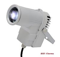 Free Color PS110W White LED Pinspot светодиодный прожектор для зеркальных шаров 10 Вт
