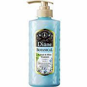 Шампунь бессиликоновый бессульфатный Moist Diane Botanical Refresh Харчування 480 мл (222398)