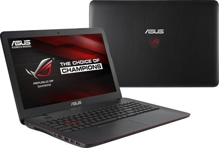"Ноутбук ASUS ROG G551JW i7 4720HQ/8GB RAM/1TB HDD ""Over-Stock"""