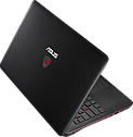 "Ноутбук ASUS ROG G551JW i7 4720HQ/8GB RAM/1TB HDD ""Over-Stock"", фото 2"