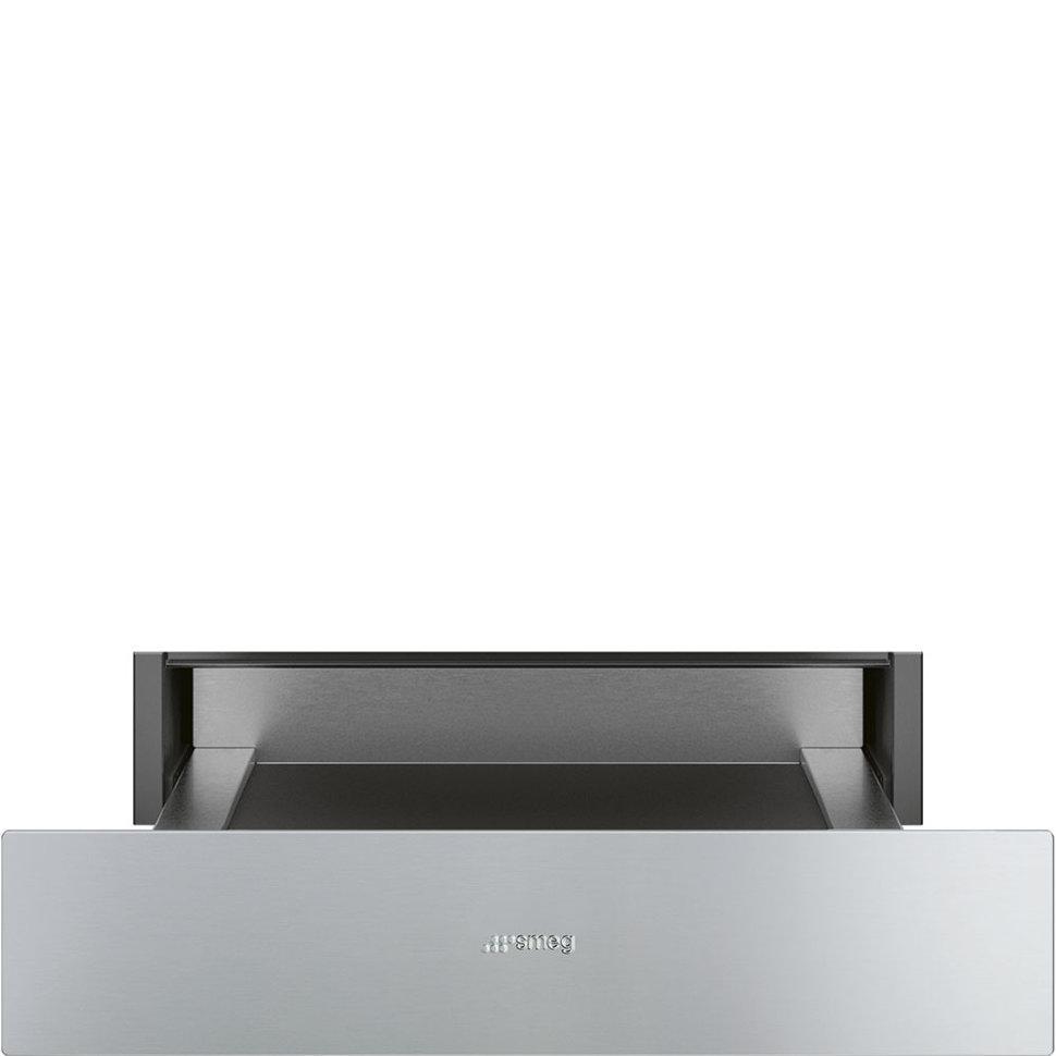 Встраиваемая шуфляда для подогрева посуды Smeg CP315X