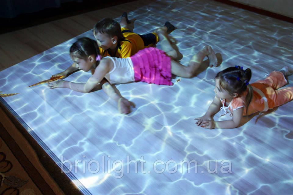 Інтерактивна підлога для шкіл та ІРЦ Briolight S - фото 8