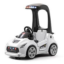 Машинка каталка Полиция Turbo Coupe Step2 8738