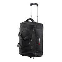 Дорожная сумка на колесах Caribee Scarecrow DX 46L (55 cm) Black