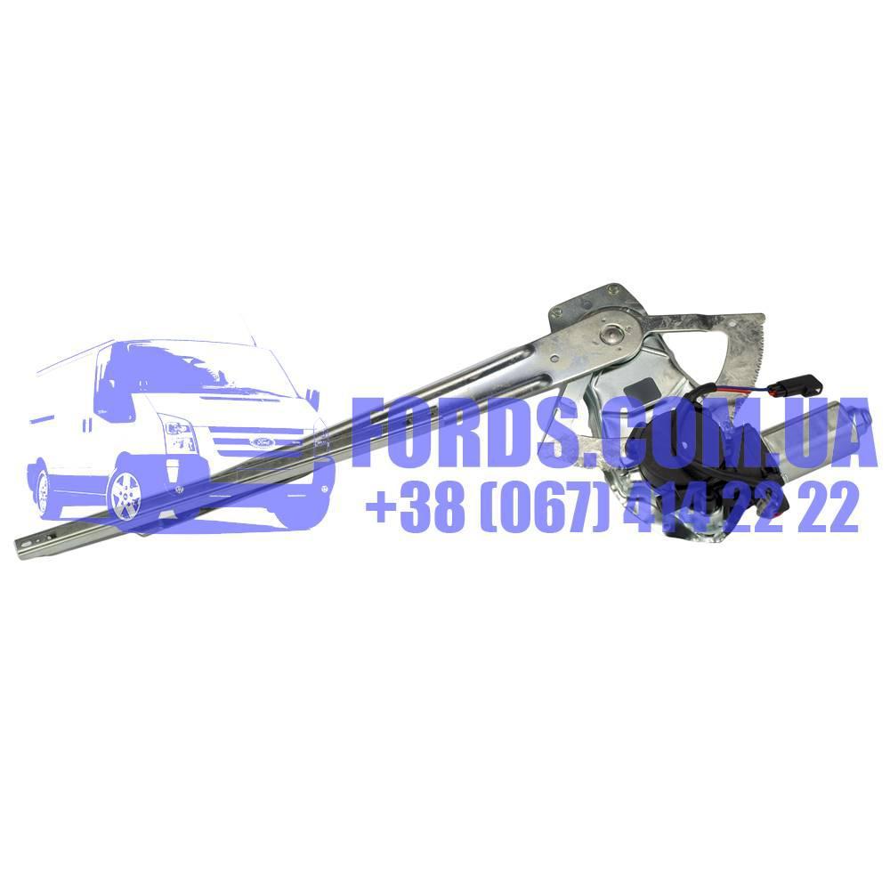 Стеклопод'емник передній FORD TRANSIT 2000-2006 (Лівий З мотором) (4458247/YC15V23201BJ/BP2913-L) DP GROUP