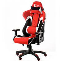 Кресло геймерское ExtremeRace 3 black/red черно-красный