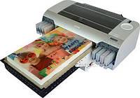 Бюджетный Пищевой принтер печатающий на тортах и пряниках