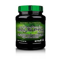 Комплекс витаминов и минералов для спортсменов Scitec Nutrition Multi Pro Plus 30 пакетиков
