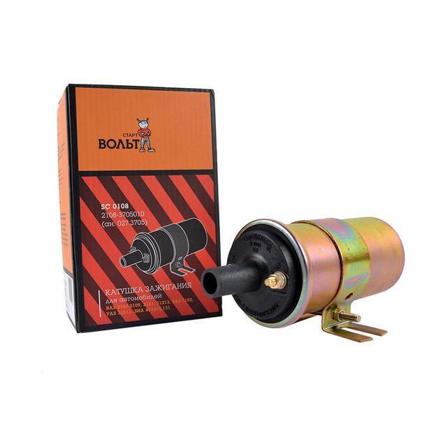 Катушка зажигания ВАЗ-2108 Старт Вольт