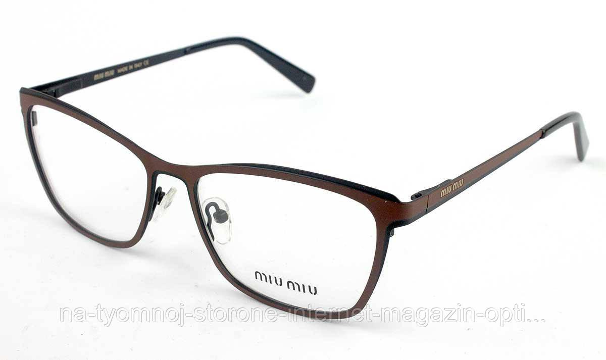 Оправа для очков Miu Miu Luxury copy