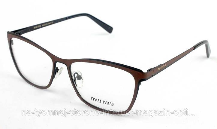 Оправа для очков Miu Miu Luxury copy, фото 2