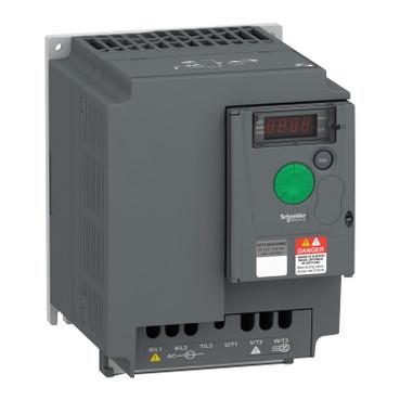 Перетворювач частоти 3 кВт 380В 3Ф Altivar 310 ATV310HU30N4E