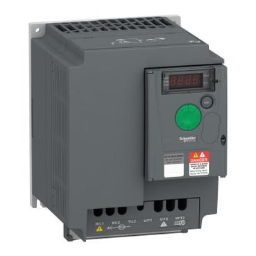 Перетворювач частоти 4 кВт 380В 3Ф Altivar 310 ATV310HU40N4E